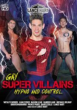 Gay Super Villains – Hypno And Control